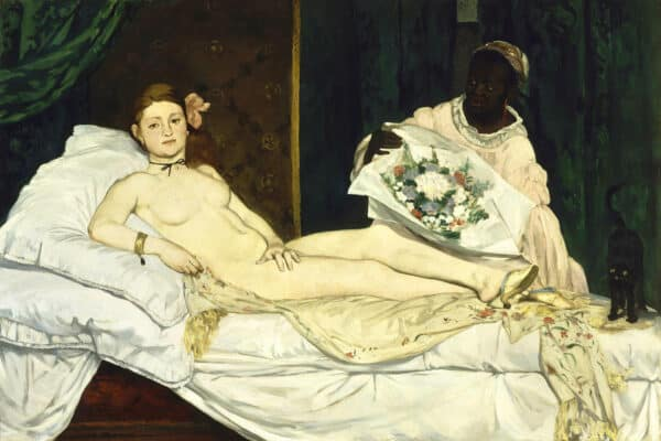 Édouard Manet – Olympie