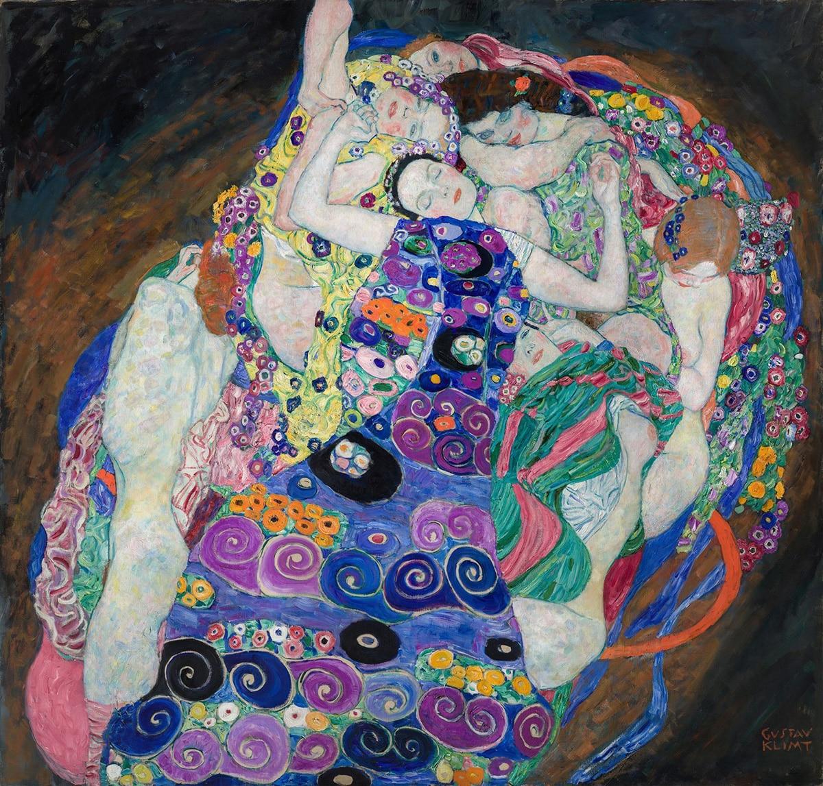 Gustav Klimt   Panna