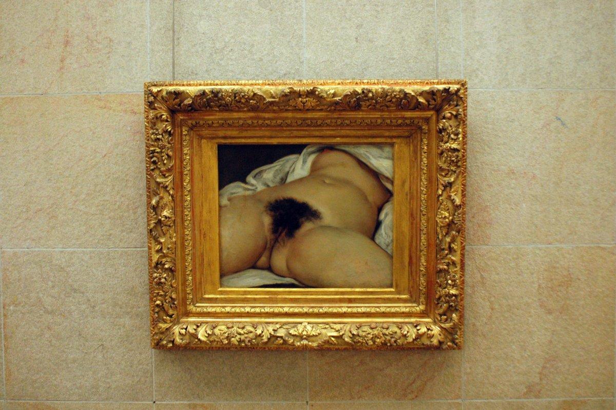 L'Origine du monde   Gustave Courbet