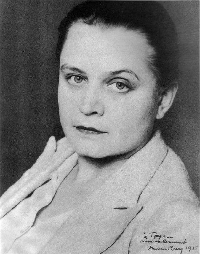 Toyen aka Marie Čermínová